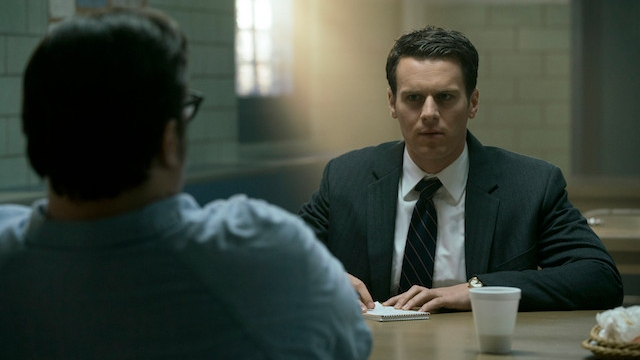 A scene from 'Mindhunter'