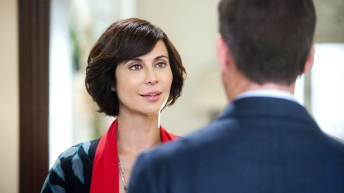 Catherine Bell in 'The Good Witch'