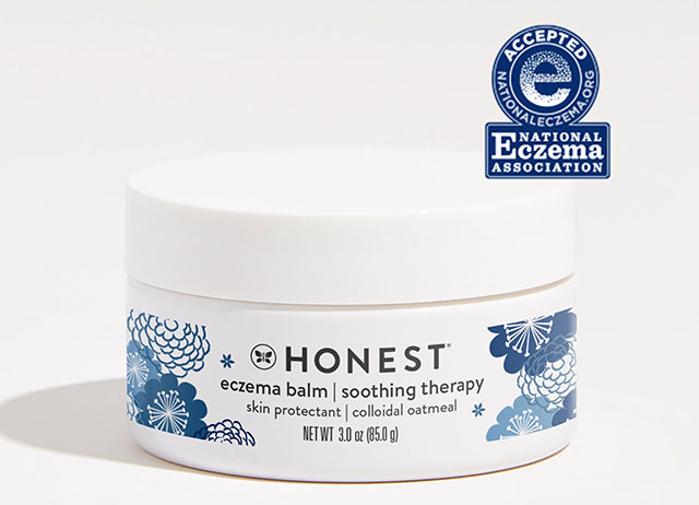 Winter Skin Care Honest Eczema Therapy Balm
