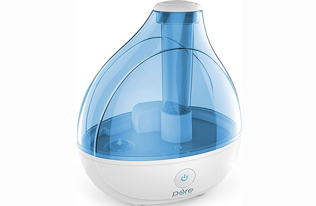 Winter Skin Care Pure Mistaire cool mist humidifier