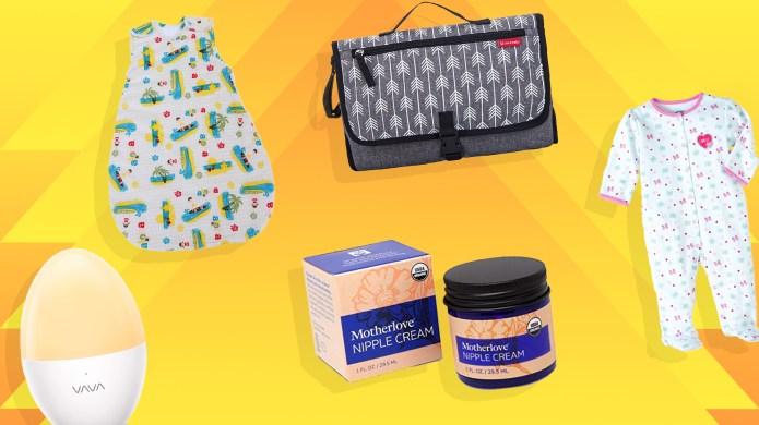 Newborn Essential Items