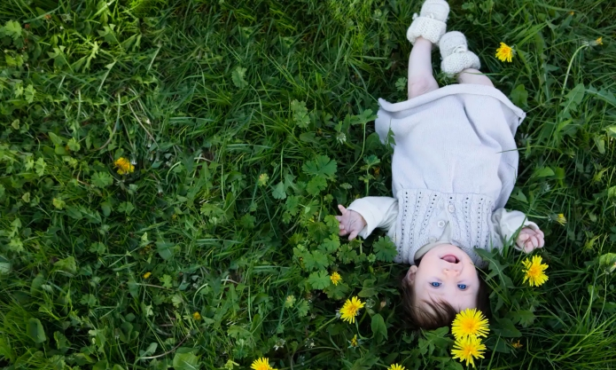 Baby Girl Names That Mean 'Wild'