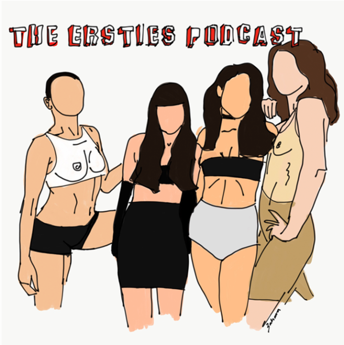 Best Erotic Podcasts to Listen to: 'The Ersties Podcast'