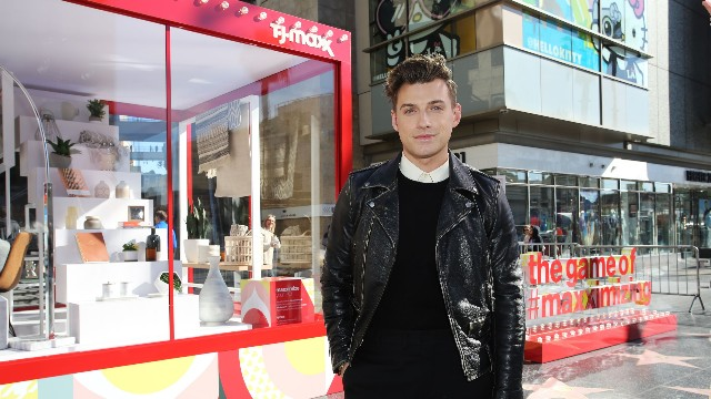 Jeremiah Brent for T.J. Maxx