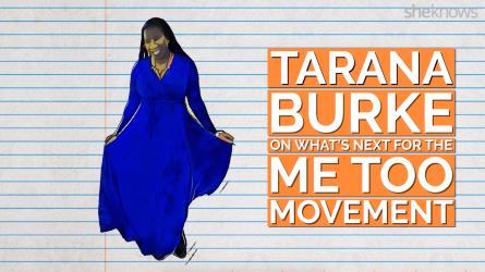 MeToo Tarana Burke