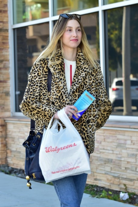 Whitney Port for Walgreen's