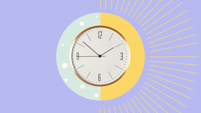 daylight saving clock fall back spring