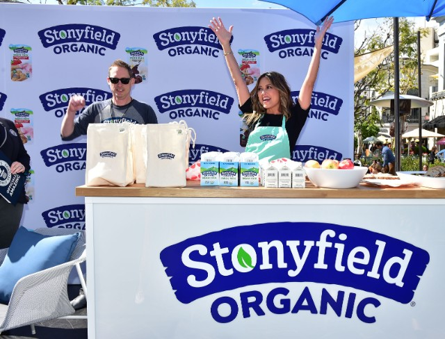 Vanessa Lachey for Stonyfield