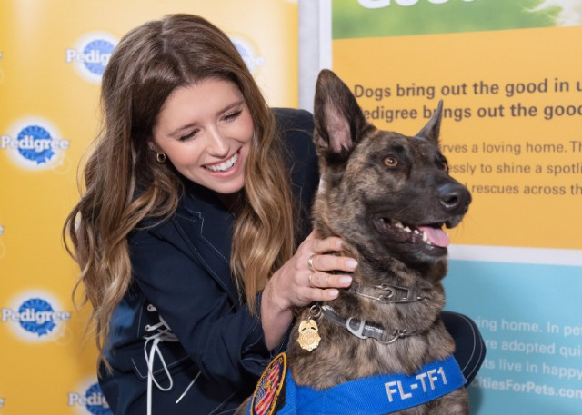 Katherine Schwarzenegger for Pedigree