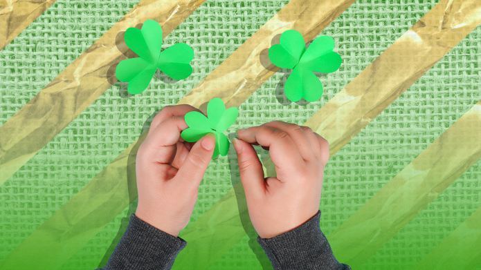 St. Patrick's Day Crafts for Kids: