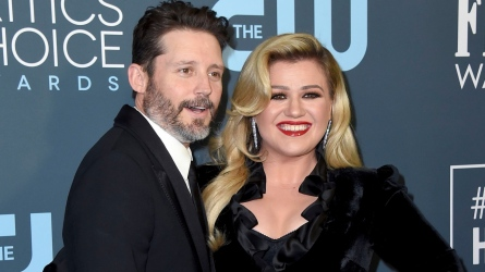 Brandon Blackstock, Kelly Clarkson