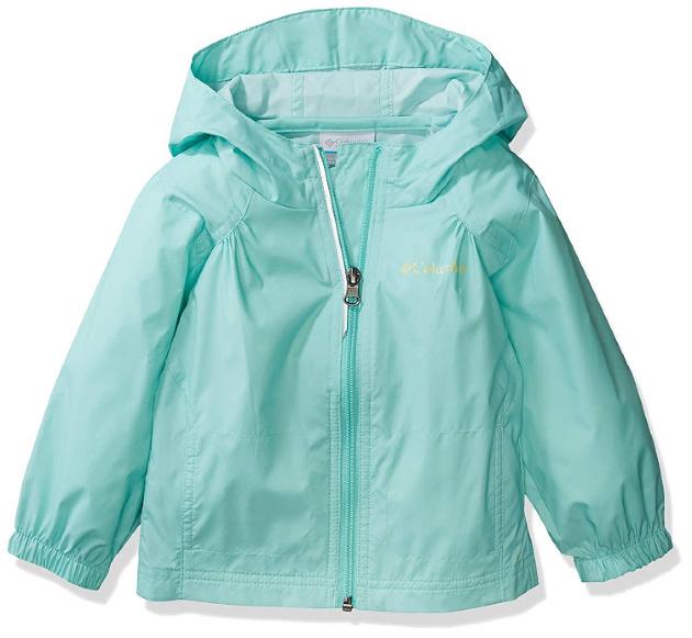 Summer Camp Packing Essentials: Columbia Switchback Rain Jacket