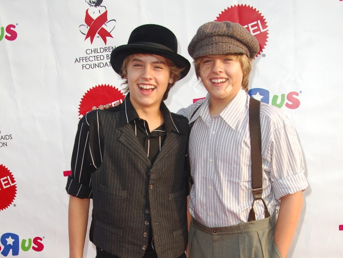 Twins Dylan & Cole Sprouse