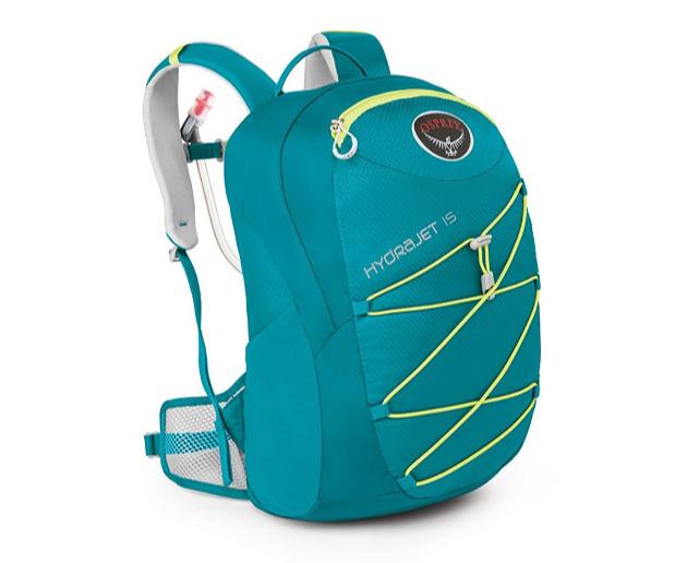 Summer Camp Packing Essentials: Osprey HydraJet 15