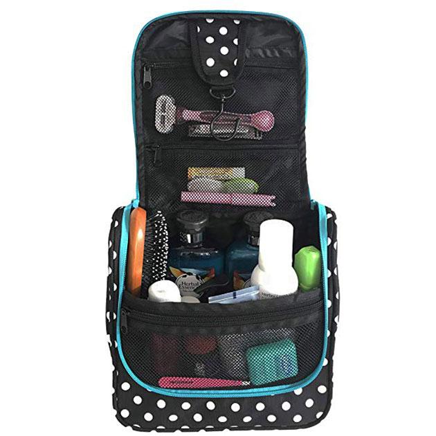 Summer Camp Packing Essentials: Wayfarer Toiletry Bag