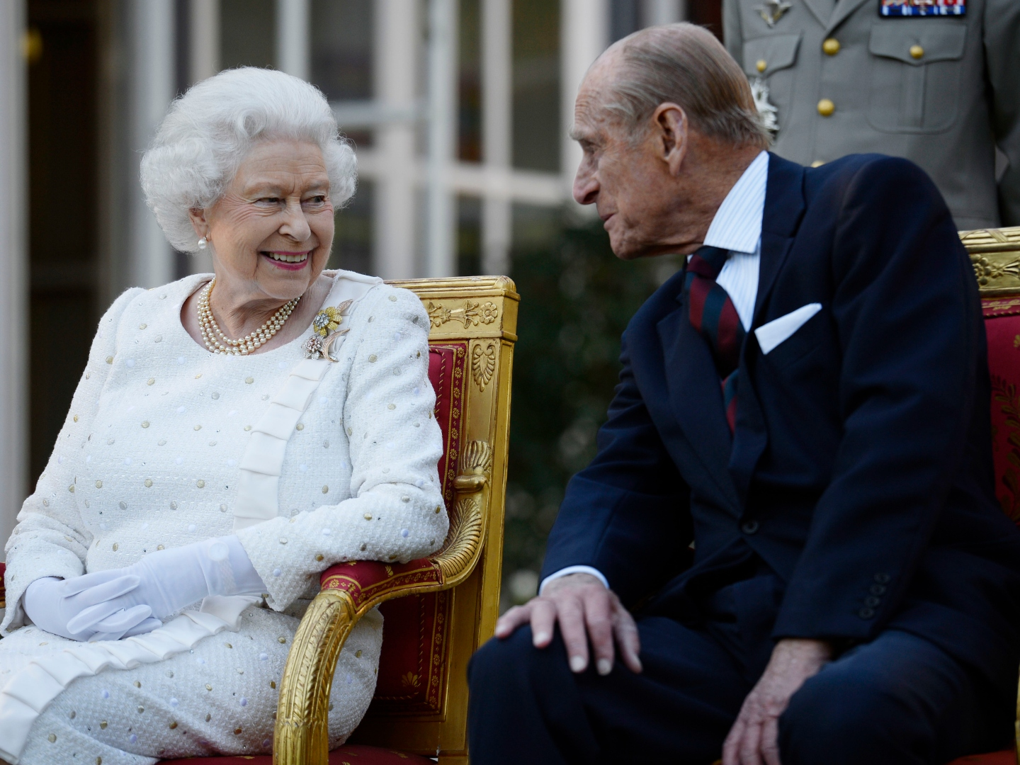 Best Photos of Queen Elizabeth II & Prince Philip Over the Years – SheKnows