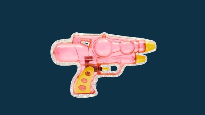 toy gun kids