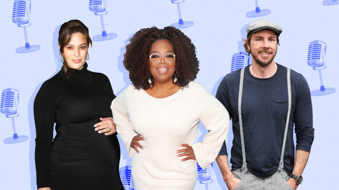 Ashley Graham Oprah Winfrey Dax Shepard