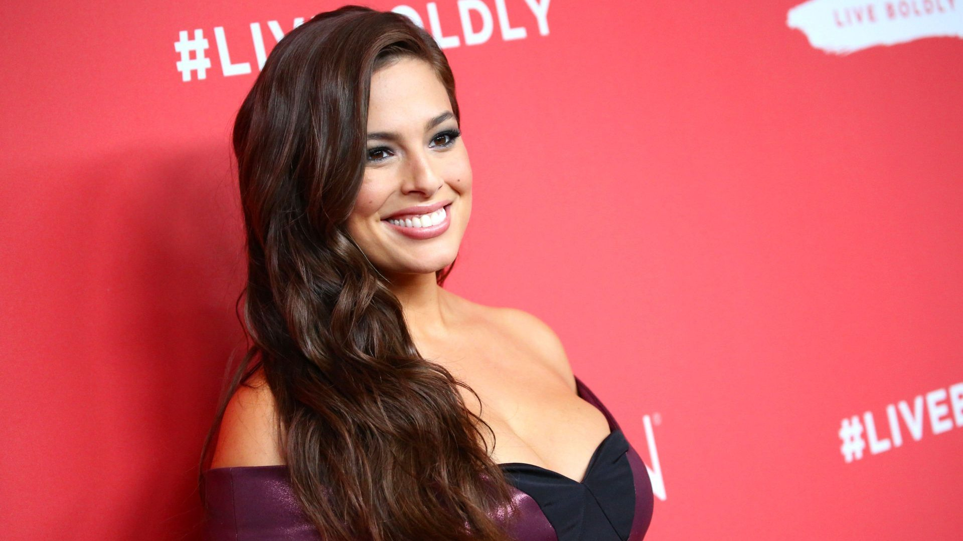 """Ashley Graham Gets Real About Her Stretch Marks: """"Same Me, Few New Stories"""""""