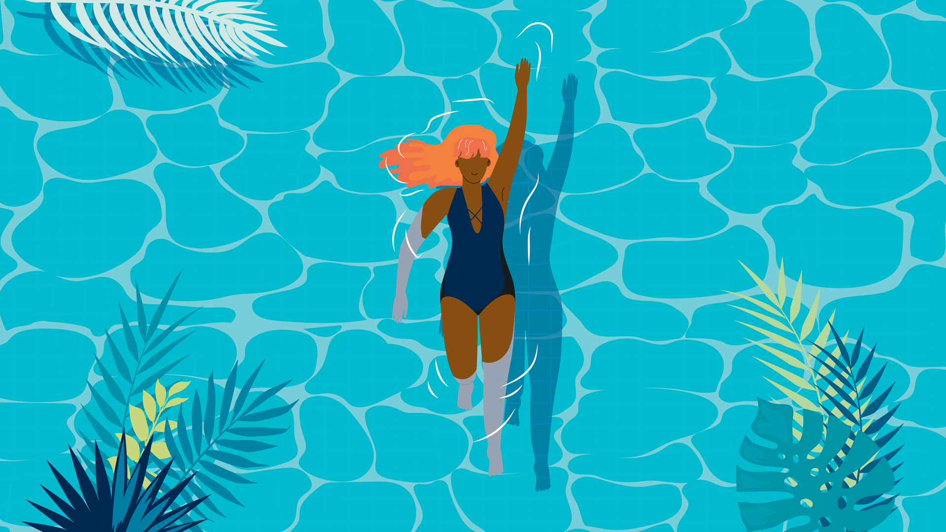 Swimming - cover