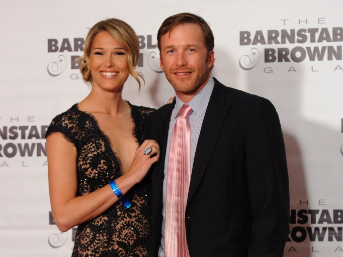 Bode and Morgan Miller share twin boys