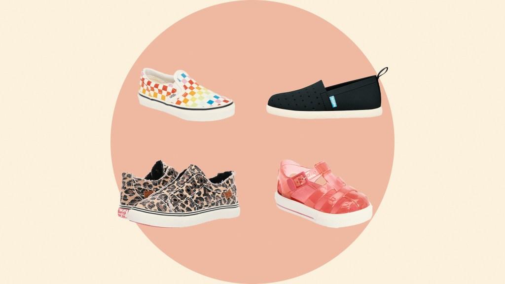 Kids shoes sandals for summer