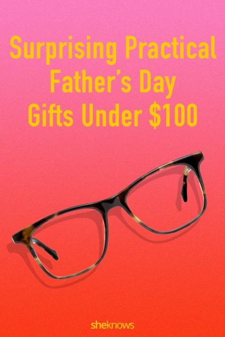 Pin it: Surprisingly Useful Father's Day Gifts Under $100