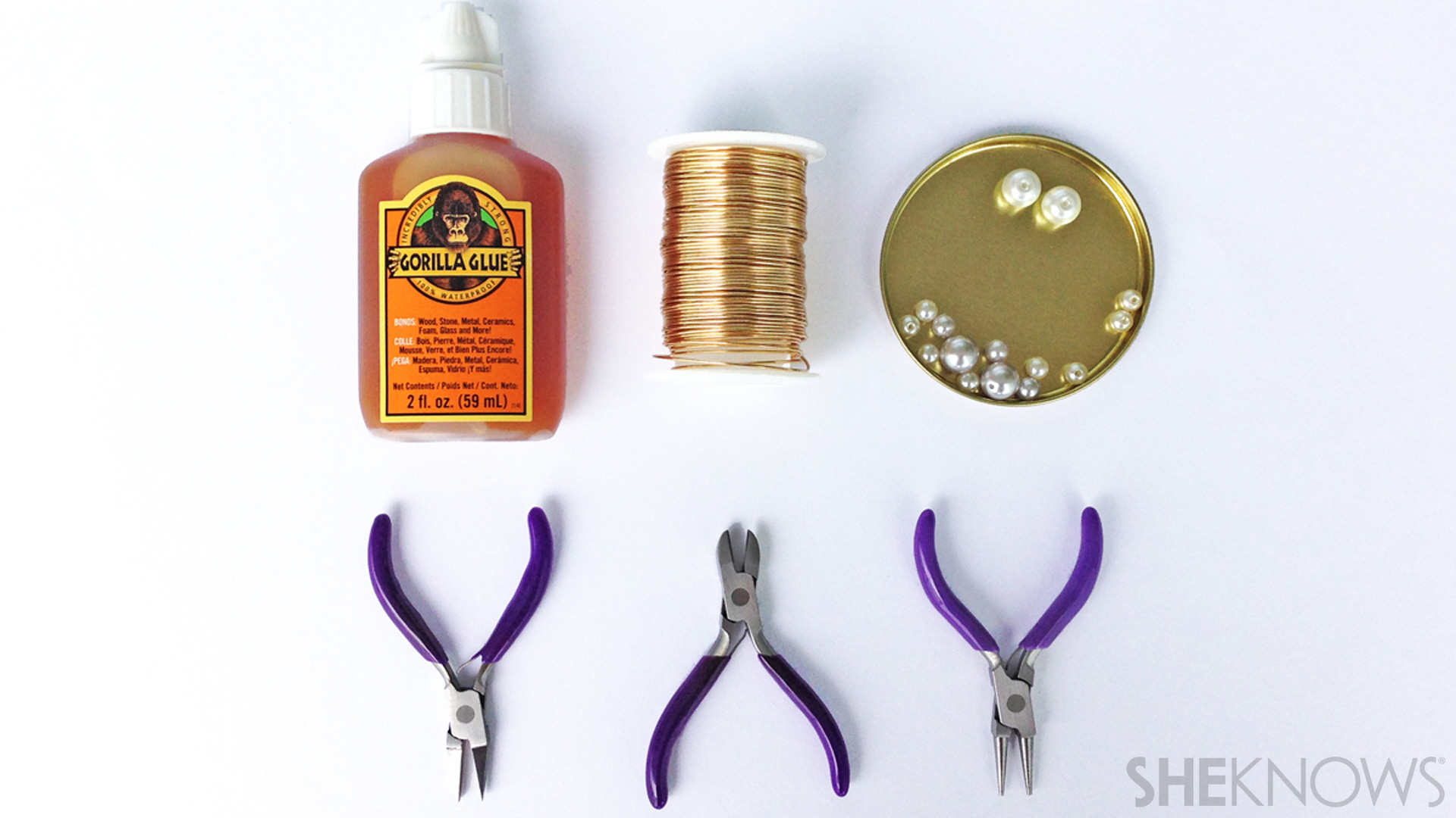 DIY jewelry supplies