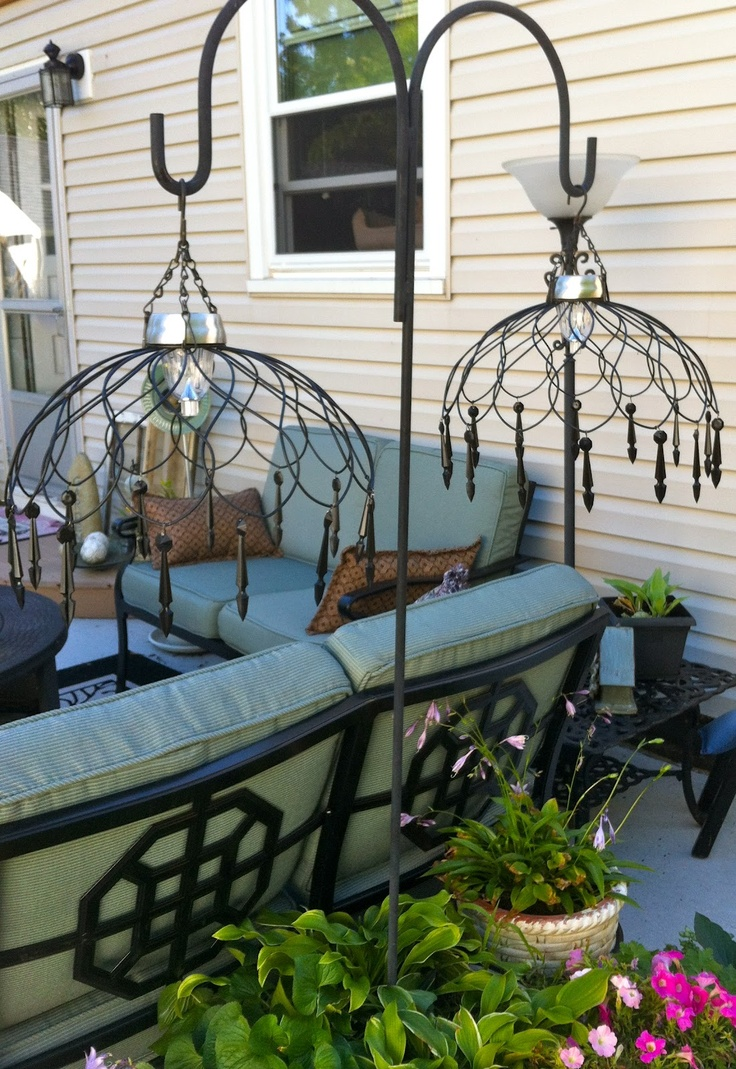 Outdoor lighting ideas diy Lanterns Outdoor Solar Lamps Sheknows 20 Crazy Ways To Light Up Your Backyard Sheknows