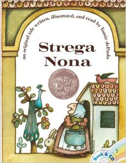 Strega Nona by Tomie dePaola | Sheknows.com