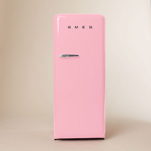 Pretty in retro pink