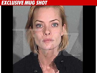 Jaime Pressly mug shot