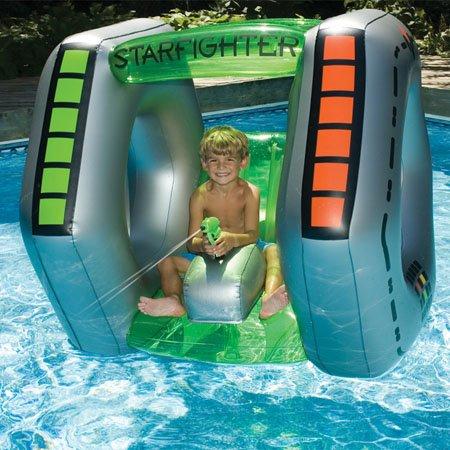 Spaceship raft | Sheknows.com