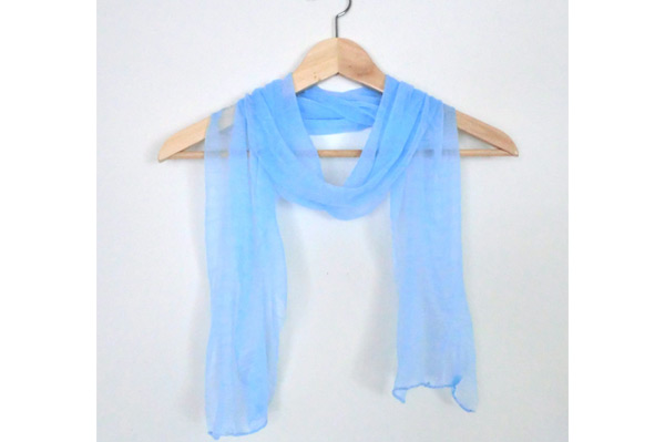 A Summer Scarf With A Bright Color | Sheknows.com