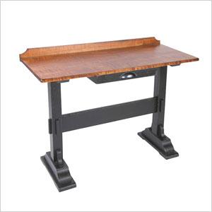 eastern pine trestle desk