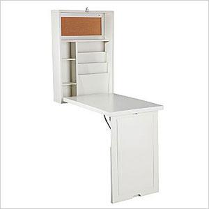 Mirage wall desk