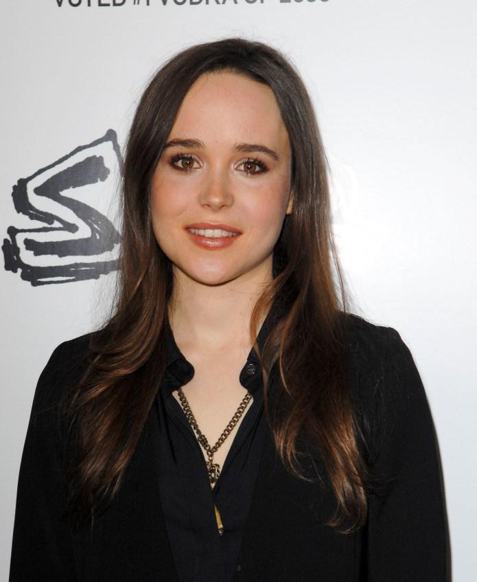 Ellen Page Los Angeles Premiere of