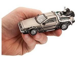 Diecast DeLorean | Sheknows.com