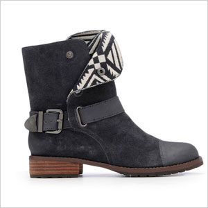 Matt Bernson boot in black