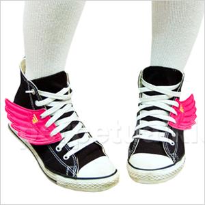 Shoe wings | Sheknows.com