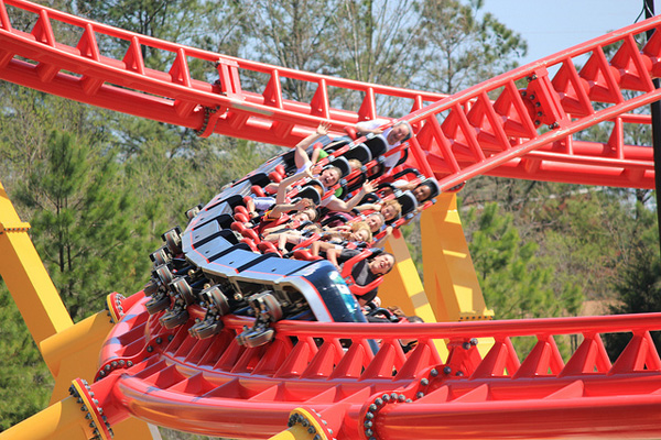 The Intimidator 305 at King's Dominion