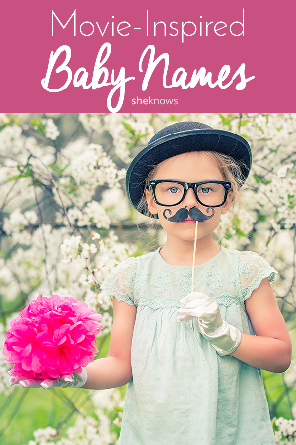 Pin it! Movie Baby Names