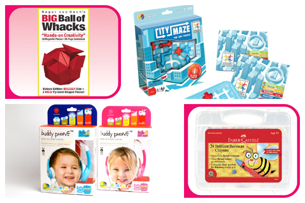 Box four: Learning through fun | Sheknows.com
