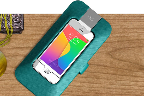 Wallet that charges your phone | Sheknows.com