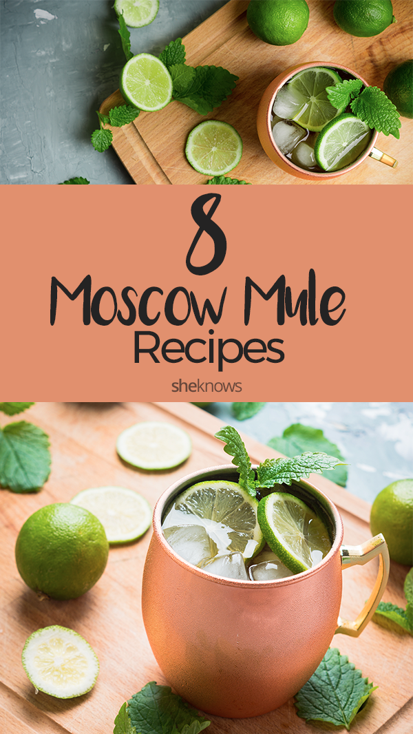 Pin it! Moscow Mule Recipes