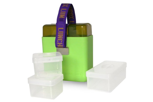 Eco-Friendly Lunchbox Deluxe | Sheknows.com
