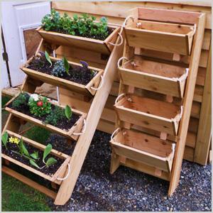 Raised gardening system
