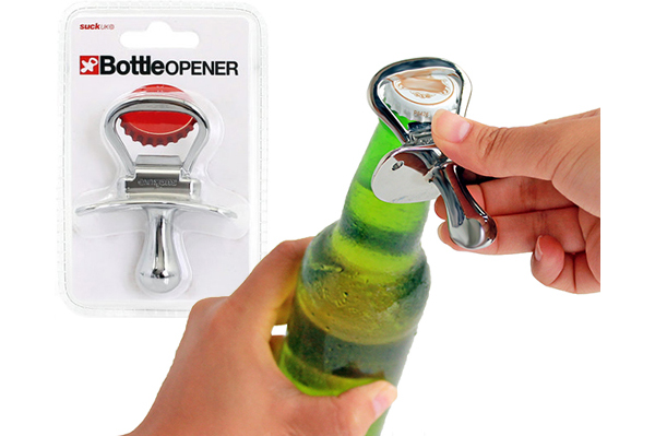 Pacifier Bottle Opener | Sheknows.com