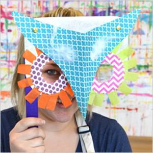 Masks owl craft | Sheknows.com