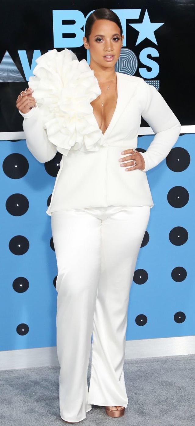 Dascha Polanco's BET Outfit